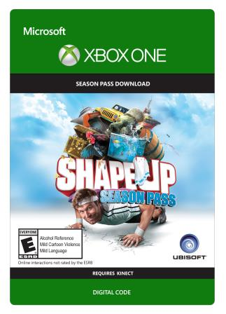 Xbox One Shape-Up Season Pass [Download]