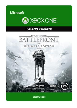 Xbox One Star Wars Battlefront Ultimate Edition [Download]
