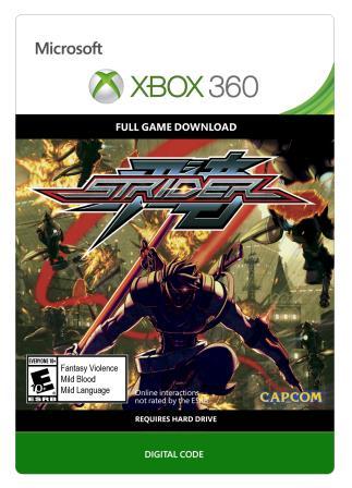 Xbox 360 Strider [Download]