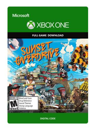 Xbox One Sunset Overdrive [Download]