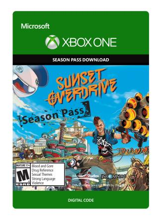 Xbox One Sunset Overdrive Season Pass [Download]