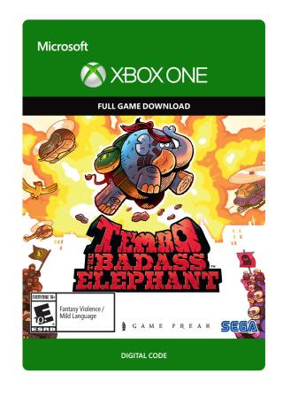 Xbox One Tembo the Badass Elephant [Download]