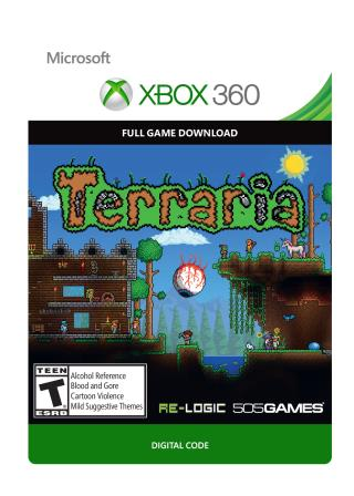 Xbox 360 Terraria [Download]