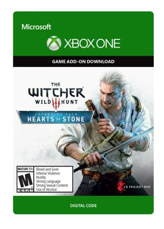 Xbox One The Witcher 3: Wild Hunt - Hearts of Stone [Download]