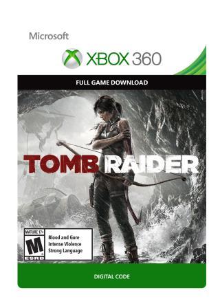 Xbox 360 Tomb Raider [Download]