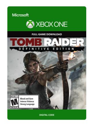 Xbox One Tomb Raider: Definitive Edition [Download]