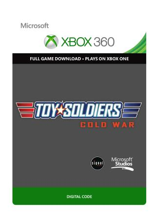 Xbox 360 Toy Soldiers: Cold War [Download]