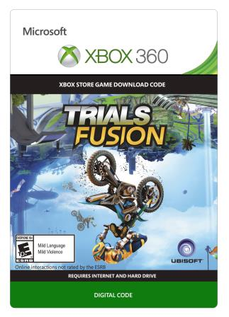 Xbox 360 Trials Fusion [Download]