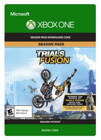 Xbox One Trials Fusion Season Pass [Download]