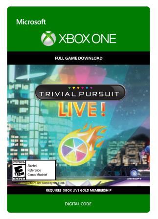 Xbox One Trivial Pursuit Live! [Download]