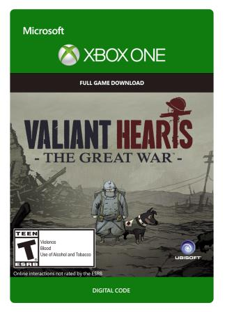 Xbox One Valiant Hearts [Download]