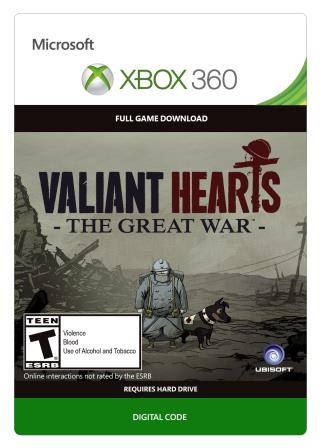 Xbox 360 Valiant Hearts [Download]