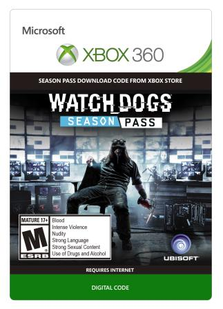 Xbox 360 Watch_Dogs - Season Pass [Download]