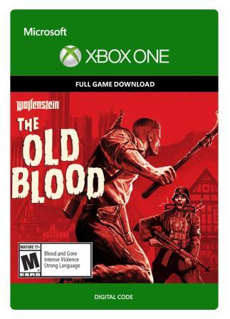 Xbox One Wolfenstein The Old Blood [Download]