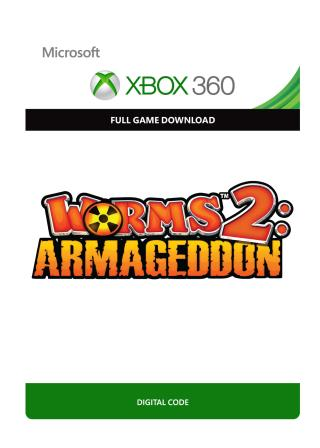 Xbox 360 Worms 2 Armageddon [Download]