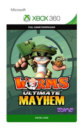 Xbox 360 Worms Ultimate Mayhem [Download]