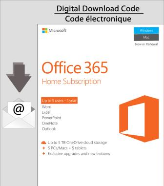 Microsoft Office 365 Home [Download]