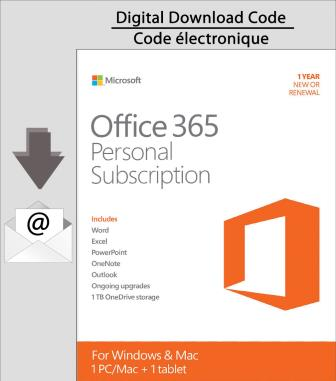 Microsoft Office 365 Personal [Download]