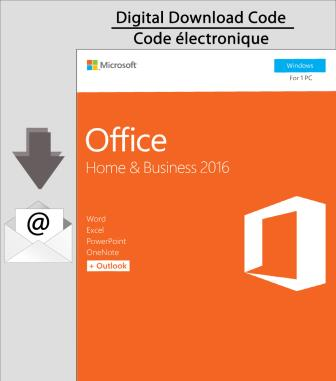 Microsoft Office Home & Business 2016 [Download]
