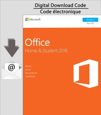 Microsoft Office Home & Student 2016 [Download]