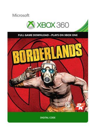 Xbox 360 Borderlands [Download]