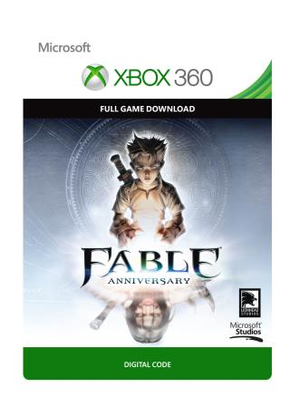 Xbox 360 Fable Anniversary [Download]