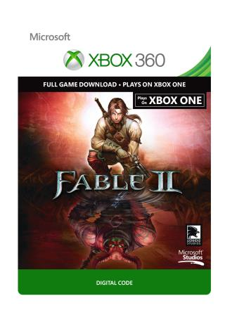Xbox 360 Fable II [Download]