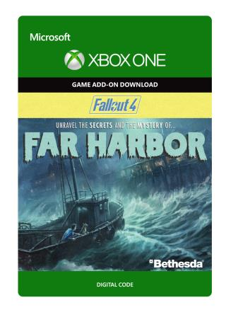 Xbox One Fallout 4: Far Harbor [Download]