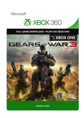 Xbox 360 Gears of War 3 [Download]