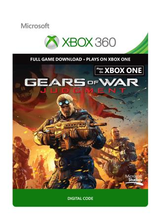 Xbox 360 Gears of War: Judgment [Download]