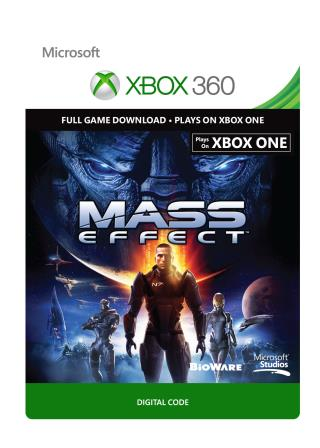 Xbox 360 Mass Effect [Download]