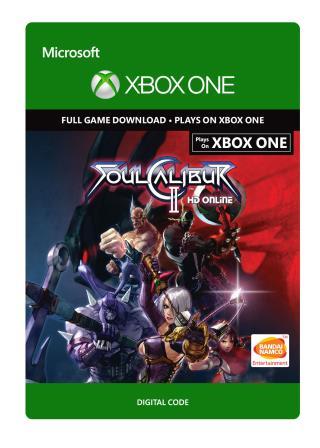 Xbox 360 SOULCALIBUR II HD [Download]