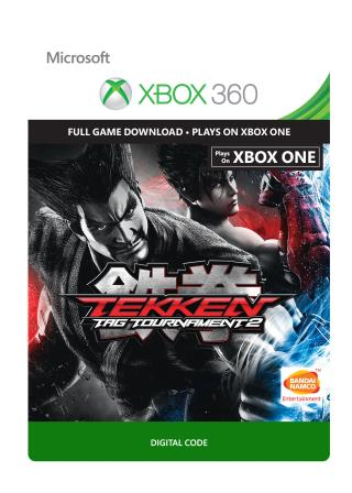 Xbox 360 Tekken Tag Tournament 2 [Download]