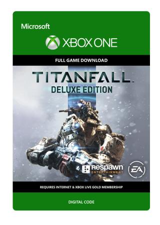 Xbox One Titanfall: Deluxe Edition [Download]