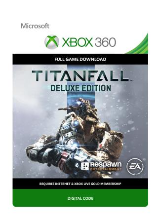 Xbox 360 Titanfall: Deluxe Edition [Download]