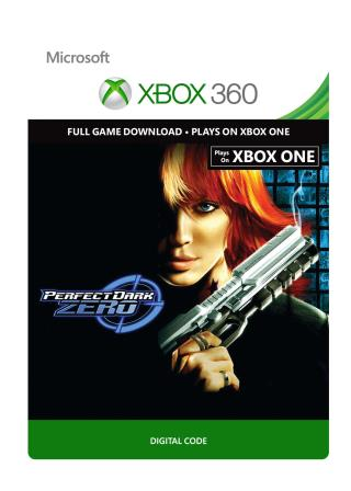 Xbox 360 Perfect Dark Zero [Download]