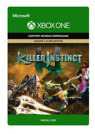 Xbox One Killer Instinct: Season 3 Ultra Edition [Download]