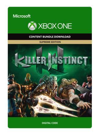 Xbox One Killer Instinct: Supreme Edition [Download]