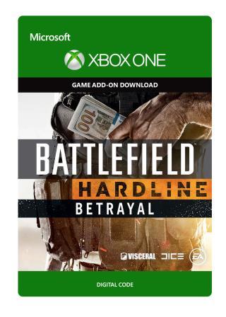 Xbox One Battlefield: Hardline Betrayal [Download]