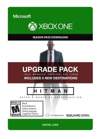 Xbox One Hitman: Upgrade Pack Season Pass [Download]