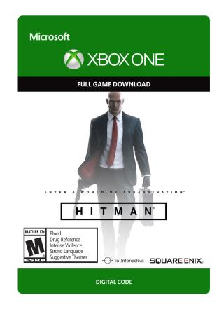 Xbox One Hitman: The Full Experience [Download]