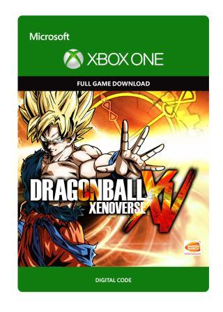 Xbox One Dragon Ball Xenoverse [Download]