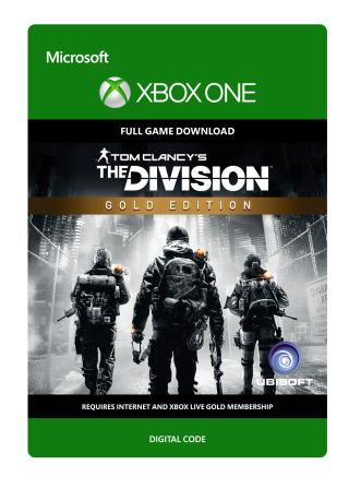 Xbox One Tom Clancy's The Division Gold Edition [Download]