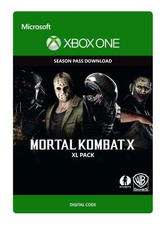 Xbox One Mortal Kombat X: XL Pack [Download]
