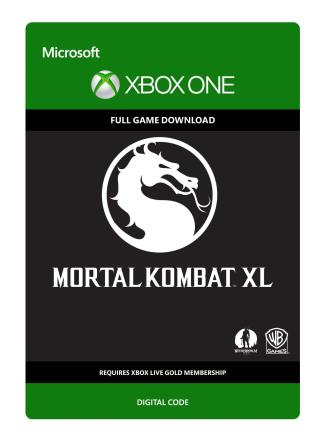 Xbox One Mortal Kombat XL [Download]