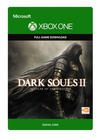 Xbox One Dark Souls II: Scholar of the First Sin [Download]
