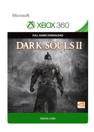 Xbox 360 Dark Souls II [Download]