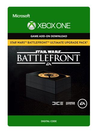 Xbox One Star Wars Battlefront: Ultimate Upgrade [Download]