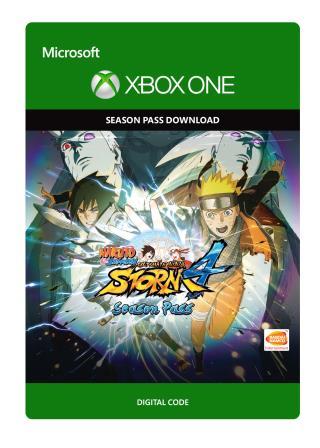 Xbox One Naruto Shippuden: Ultimate Ninja Storm 4 Season Pass [Download]