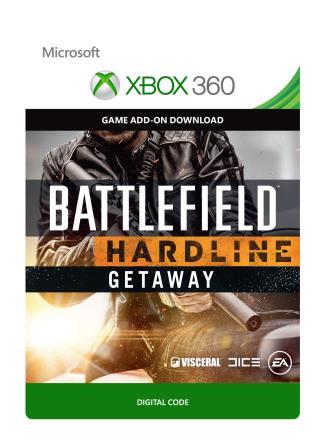 Xbox 360 Battlefield: Hardline Getaway [Download]
